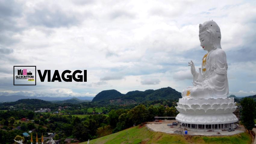 Viaggio in Thailandia: il Tempio Bianco e il Triangolo d'Oro