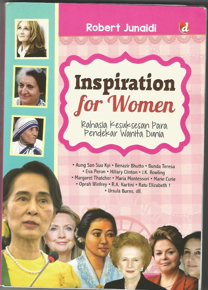 Repost : Pelajaran Sukses dari Wanita Tokoh Dunia