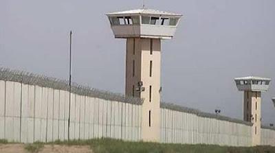 السجناء في طهران الكبرىيعانون من شحة الماء