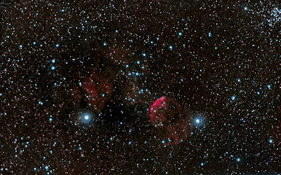 "IC 443 nebulosa ""les Meduses"" i IC 444"