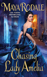 #BookReview Chasing Lady Amelia by Maya Rodale