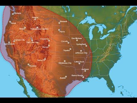 Jika Gunung api ini Meletus, Separuh Amerika Bisa Musnah