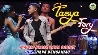 Lirik : Tasya & Feri - Memandangmu
