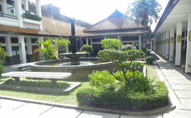 Sekolah Boarding School di Bandung Al Ma'soem Islamic Boarding School