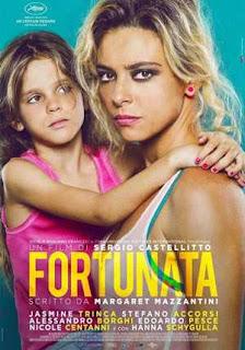 Fortunata locandina film 2017