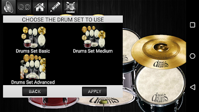Drums Droid HD 2016 FREE APK-4