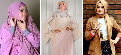 baju hijabers untuk wanita gendut