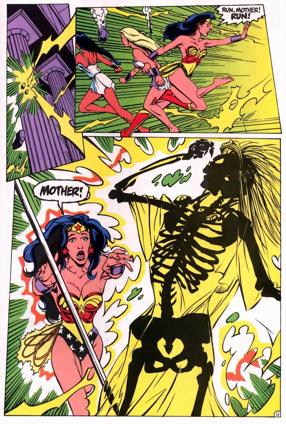 Read online Wonder Woman (1987) comic -  Issue #76 - 12