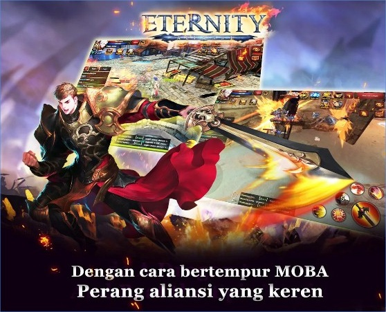Games Eternity-Aliansi App