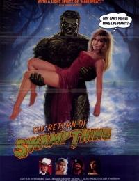 The Return of Swamp Thing   Bmovies