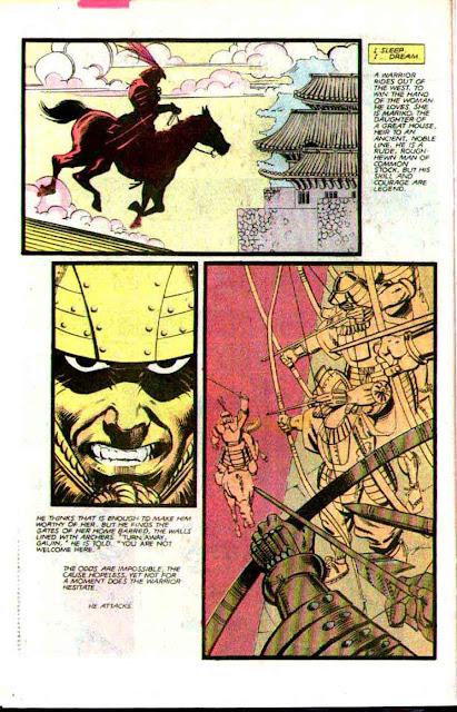 Wolverine v1 #3 - Frank Miller art 1980s marvel comic book page
