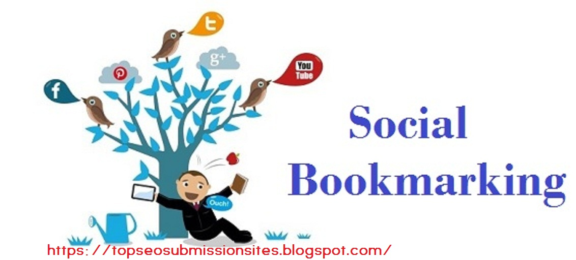 Top 450+ High PR Social Bookmarking Sites List 2018