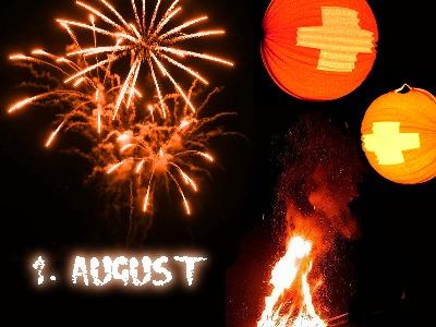 Öffnungszeiten über den 1. August - Gärtnerei Schwitter AG  |1 August