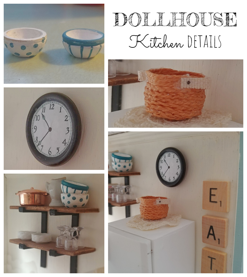 Dollhouse Kitchen Details - Part I