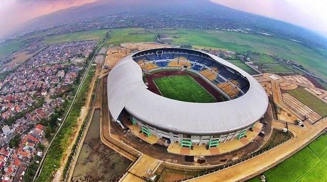 Persib Sudah Bisa Kembali ke Stadion GBLA, Perbaikan Rumput Selesai