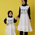 Model Baju Casual Couple Pasangan Ibu dan Anak Trend Terbaru Tahun ini
