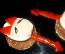 Huevos a La Diabla (Méjico) thermomix