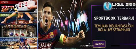 Taruhan Bola Online - Bandar Judi Bola Resmi Terpercaya Dan Terbesar 365-bola.com