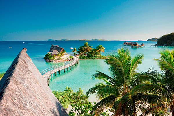Travel World S Best Overwater Bungalows