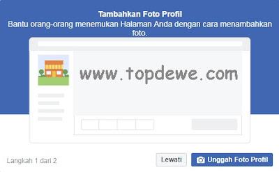 Cara membuat halaman fans page facebook bisnis