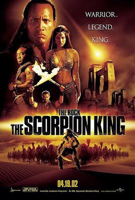 The Scorpion King 1 ศึกราชันย์แผ่นดินเดือด