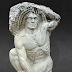 """Escultura do Calmon Barreto, """"O laçador"""" em 3D"""