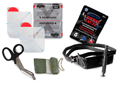 GideonTactical Gunshot Trauma Aid Kit-Intermediate