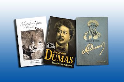 Libros sobre Dumas
