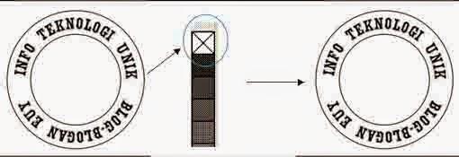 maulana heardi yusfian: Cara Membuat Desain Stempel