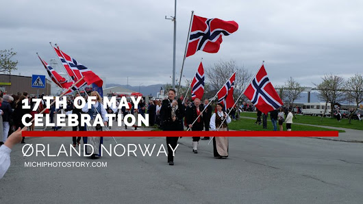 17th of May Celebration in Norway
