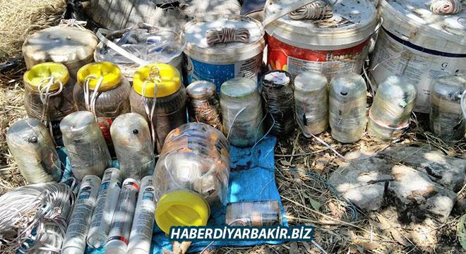 Diyarbakır Lice Türeli Köyü civarında 1 PKK'li öldürüldü