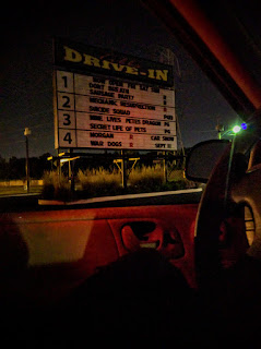 Tibbs Drive In, Indianapolis, Indiana, Labor Day weekend, 2016