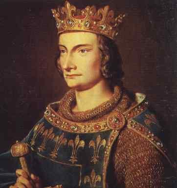 "Rey Felipe IV, ""El Hermoso""."