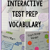 Interactive Test Prep Vocabulary