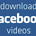 Who to Download Video From Facebook