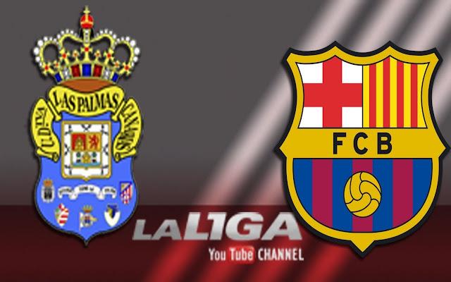 Las Palmas vs Barcelona - Video Highlights & Full Match