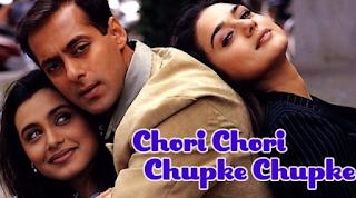 Download Lagu Mp3 India Terbaik Paling Hits dan Terpopuler Full Album Chori Chori Chuke2 Lengkap