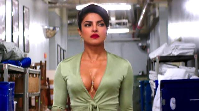 Priyanka Chopra (Victoria Leeds) la méchante dans Baywatch (Alerte à Malibu)