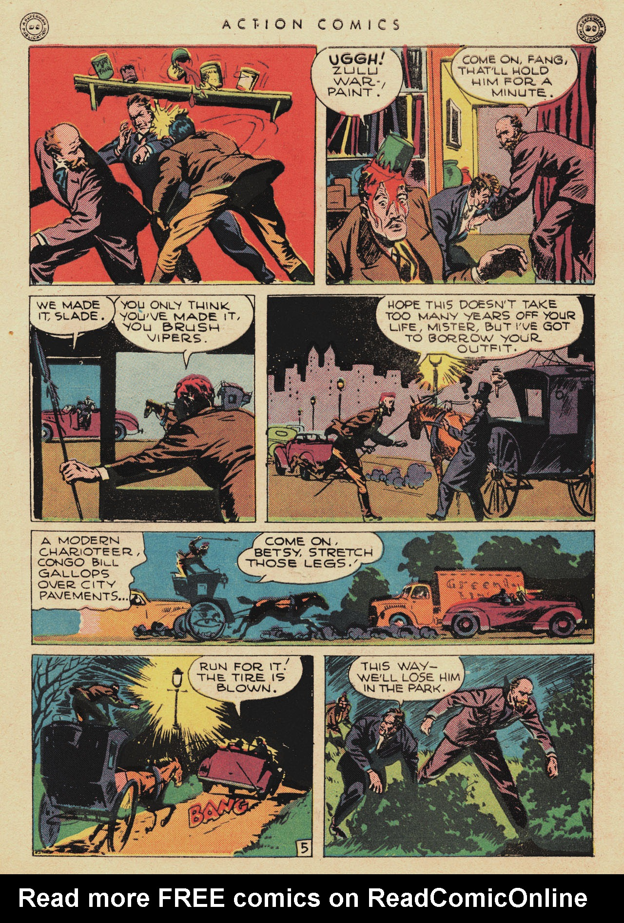 Read online Action Comics (1938) comic -  Issue #94 - 39