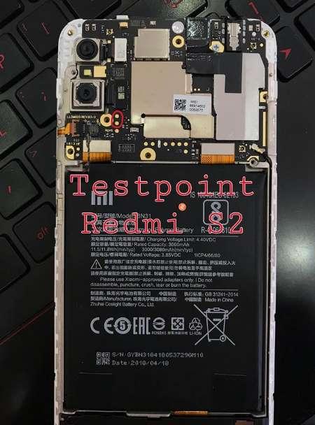 Xiaomi s2 test point