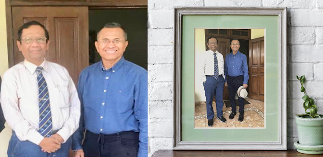 Netralitas Mahfud MD di Pilpres 2019
