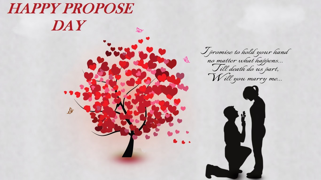 Happy Propose Day Images Wallpapers Greeting Cards HD Free Download