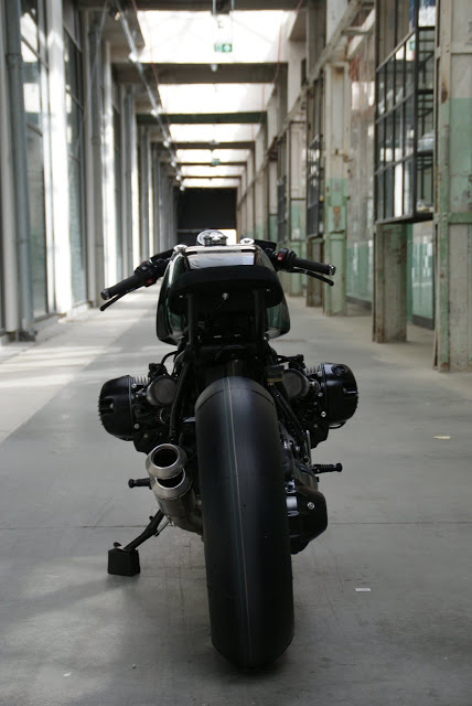 BMW R Nine T By Deep Creek Cycleworks Hell Kustom