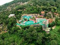 Menikmati Libur di Taman Wisata Lembah Hijau Lampung