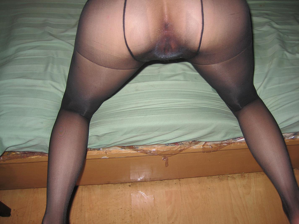 Interesting question fuck through pantyhose consider, that