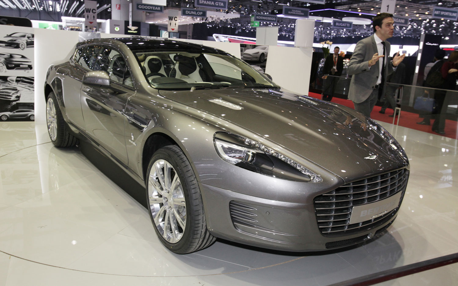 Cars Model 2013 2014: Up Close With The Aston Martin
