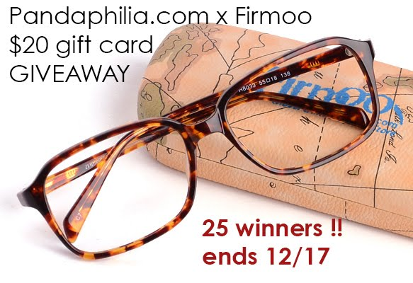 87ad63b62f2  CLOSED  Firmoo Glasses Giveaway (25 winners!)