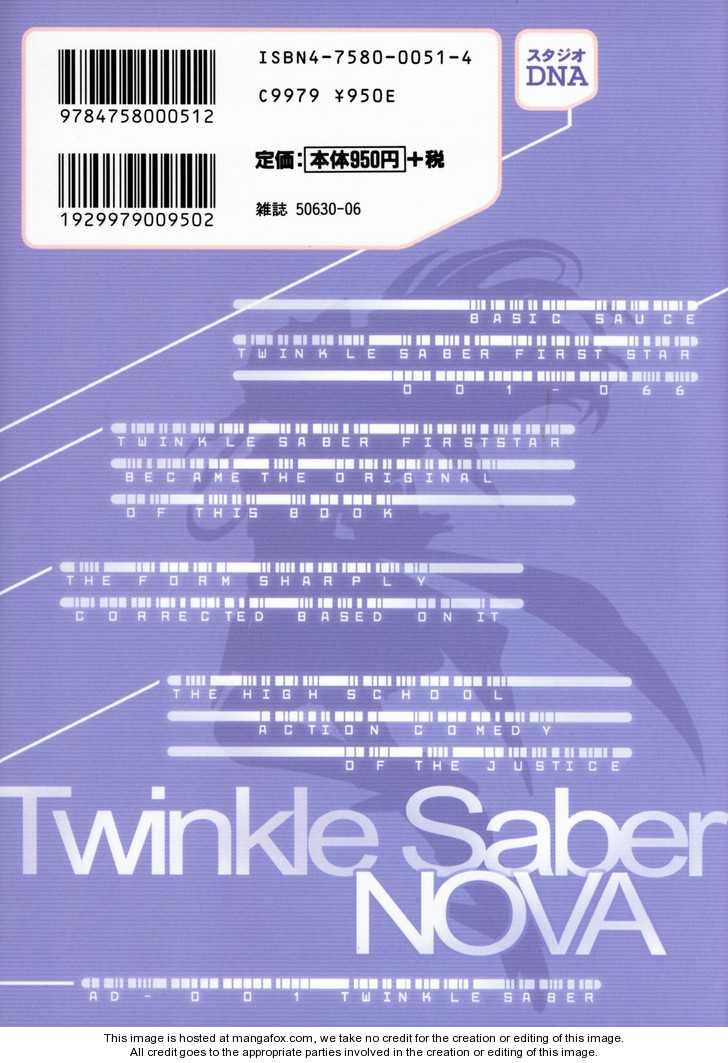 Twinkle Saber Nova - Chapter 4