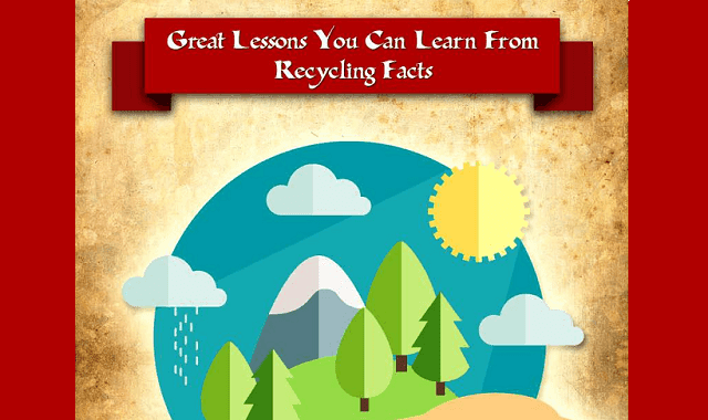Great Lessons You Can Learn From Recycling Facts