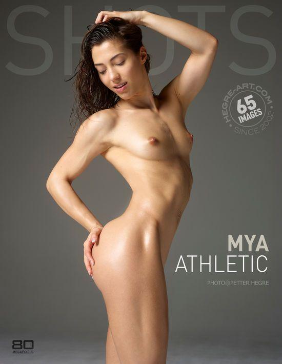 Hegre-Art - Mya - Athletic